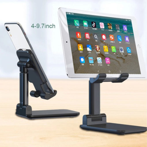 Portable Multi Angle Adjustable Folding Desk Phone Holder Tablet Stand Universal collapsible Phone/Tablet Mount